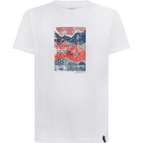 La Sportiva Patch T-Shirt Homme, white